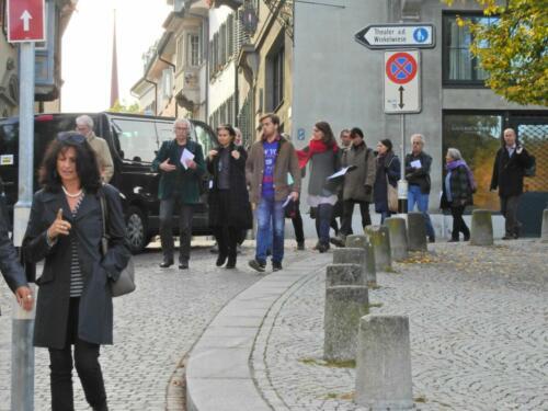 Durch die Altstadt