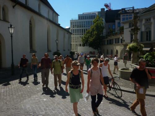 Ums zwinglianische Zürich
